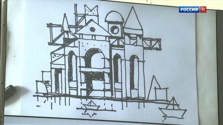 Турнир архитектурной графики состоялся в рамках выставки «АРХ Москва»