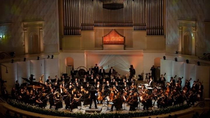 Концертному залу им. П.И.Чайковского - 80 лет!