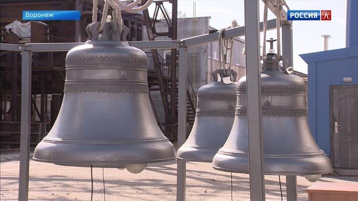 На Спасской башне появятся 12 новых колоколов