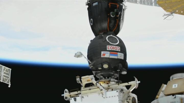 """Новый космический турист выбрал """"Союз"""", а не Crew Dragon"""