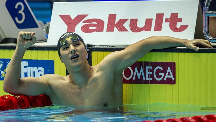 Четырехкратный чемпион мира по плаванию отстранен от стартов из-за секс-скандала