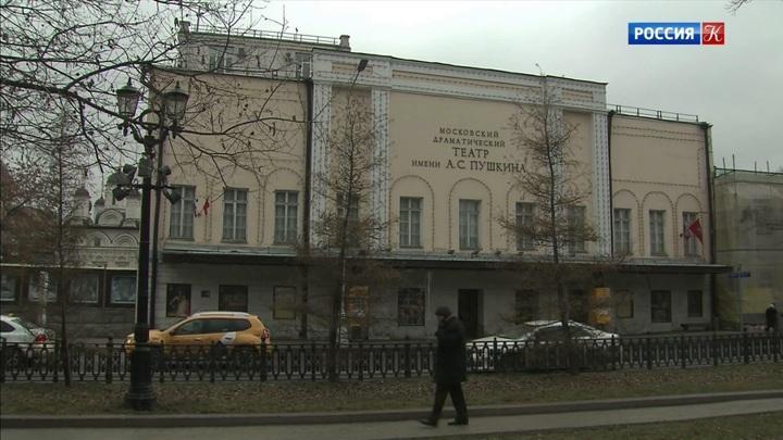 Московские театры переносят спектакли из-за пандемии