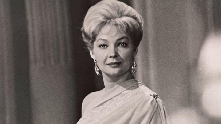 На 94-м году жизни умерла актриса Ирина Скобцева