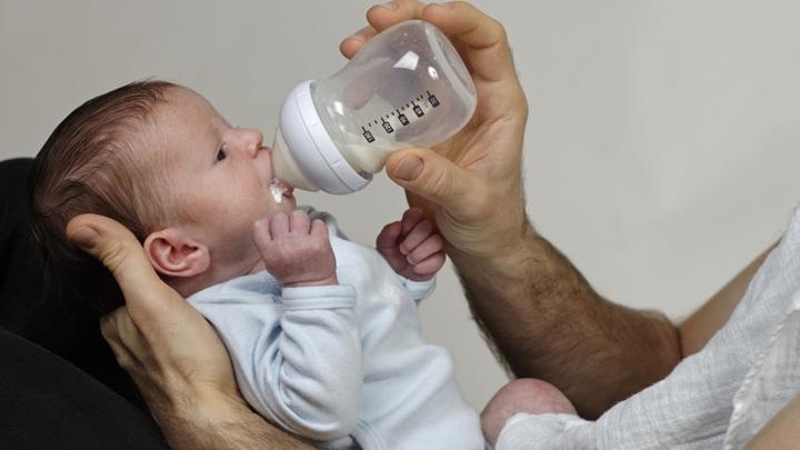 Последствия попадания микропластика в пищеварительный тракт малышей неизвестны.