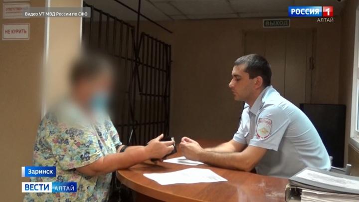 Натравила собаку на полицейского: жительнице Алтая грозит до 5 лет тюрьмы