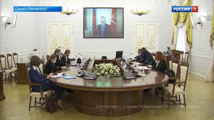 Санкт-Петербург готовится к празднованию 800-летия Александра Невского