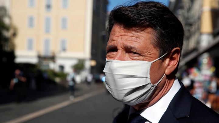 Эстрози сообщил о катастрофической ситуации с пандемией на юге Франции