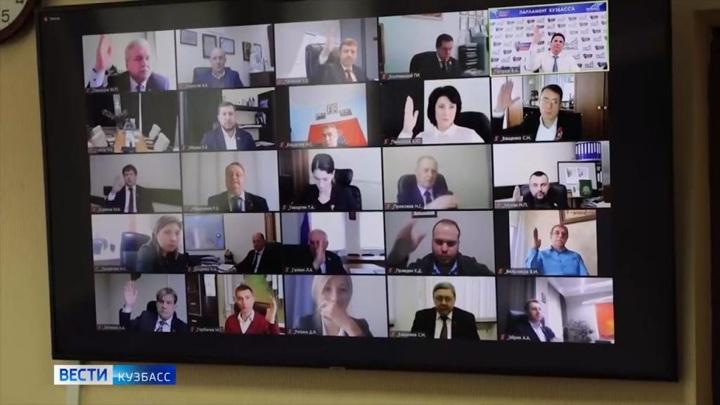 Из-за пандемии в Кузбассе могут изменить закон о здравоохранении