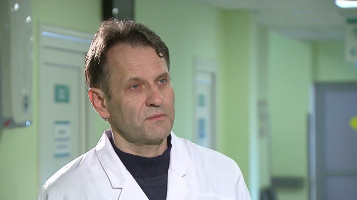 Сергей Васильевич Царенко