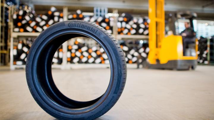 В России началась обязательная маркировка шин и покрышек