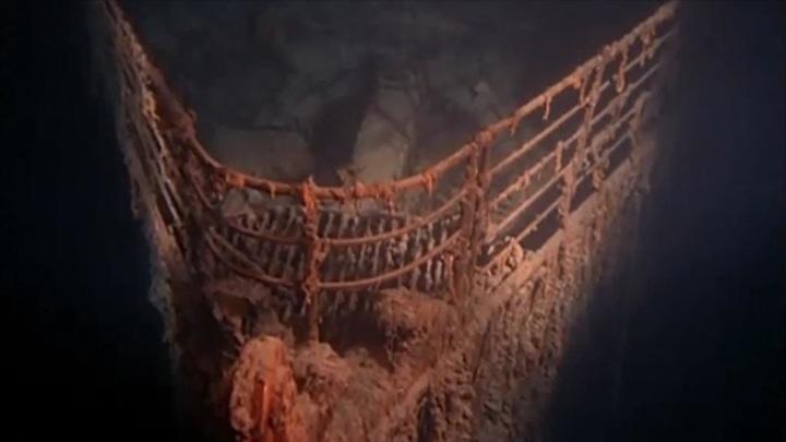 """В 2021 году можно будет отправиться на """"Титаник"""" с экскурсией"""