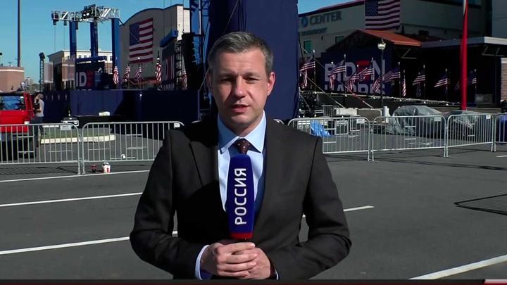 """Кадр из программы """"Вечер с Владимиром Соловьевым"""""""