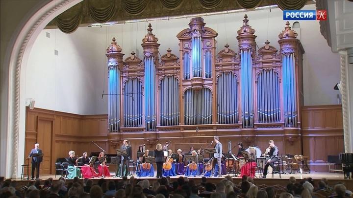 В Большом зале Консерватории состоялась премьера спектакля «Холодные страсти, чужая любовь»