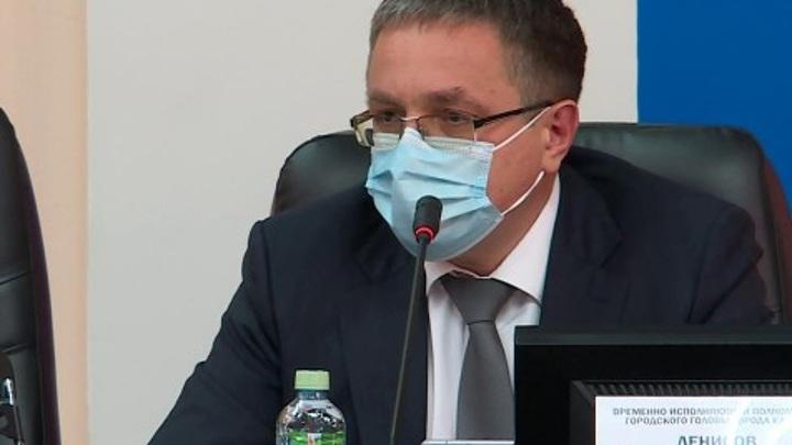 Новым городским головой Калуги стал Дмитрий Денисов