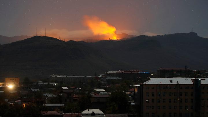 В Армении подтвердили договоренность о прекращении огня на границе с Азербайджаном