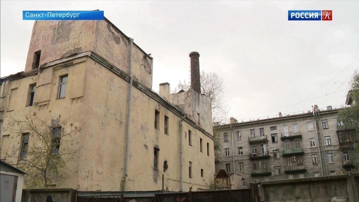 В Петербурге дореволюционные бани на Гаванской улице могут снести под жилье