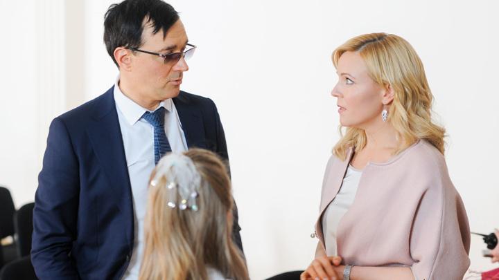 "Кадр из сериала ""Теорема Пифагора"""