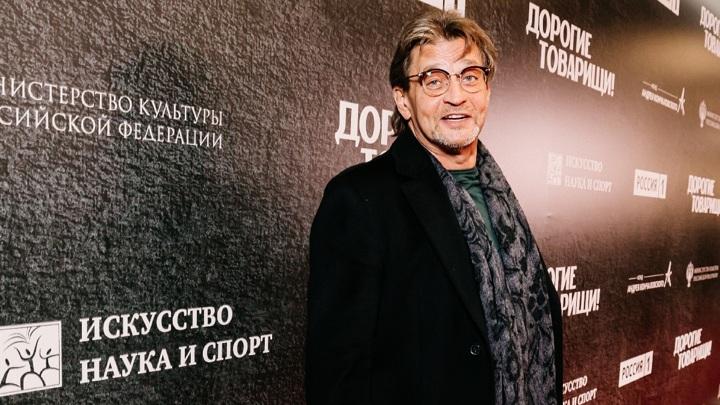 57-летний Александр Домогаров вновь собрался жениться