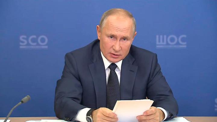 """""""Сармат"""", гонка вооружений и СНВ: Путин провел совещание по оборонке"""