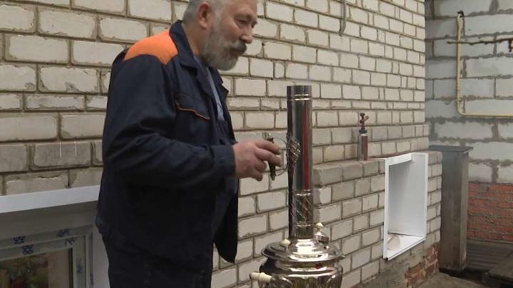 В Мичуринске живет реставратор самоваров, к которому едут люди со всей страны
