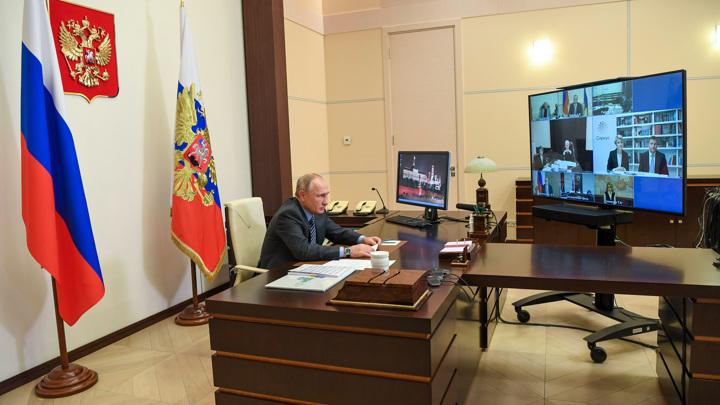 """Президент поддержал идею нового статуса центра """"Сириус"""""""