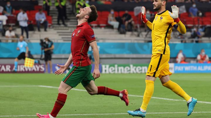 "Евро-2020. Португалия – Франция – 2:2. Матч группы ""F"""