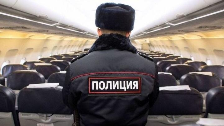 Пьяная женщина устроила дебош на борту рейса Стамбул – Казань