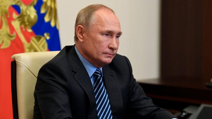 МИД Украины отреагировал на слова президента России