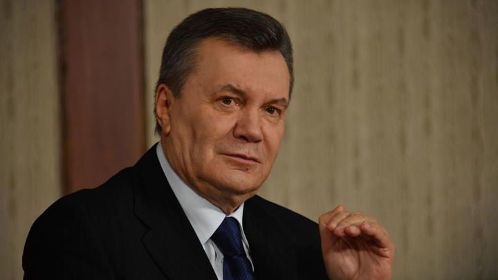 Евросанкции против Януковича продлены на год