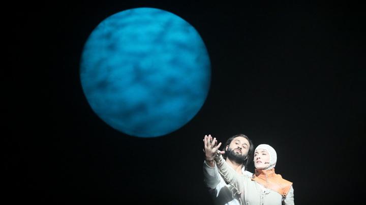 В Москве проходит Фестиваль русских зарубежных театров