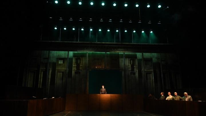 На сцене МХАТ им М.Горького «пройдет» Нюрнбергский процесс