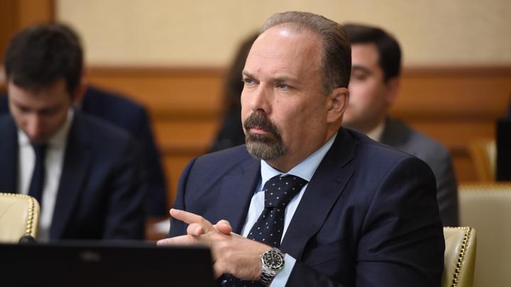 Аудитор Счетной палаты Михаил Мень удивился уголовному преследованию