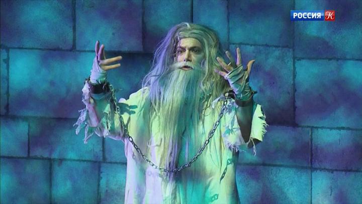 В «Театриуме Терезы Дуровой» показали «Кентервильское привидение»