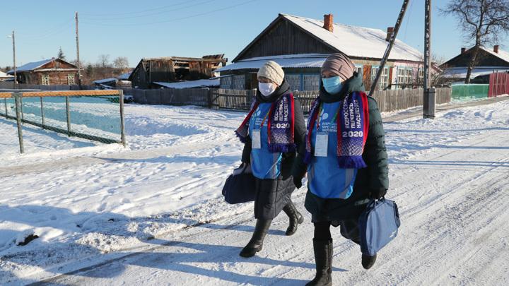 В труднодоступных районах Урала началась перепись населения