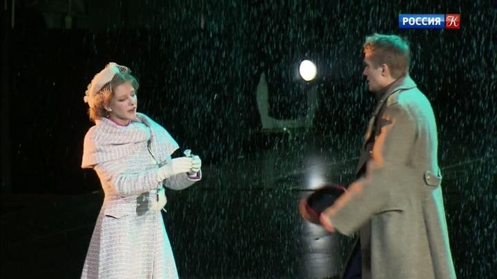 Премьера спектакля «Нюрнбергский вальс» прошла воМХАТ имени Горького