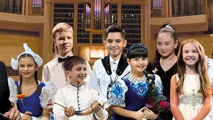 Онлайн-трансляция открытия XVII Международного фестиваля «Москва встречает друзей»