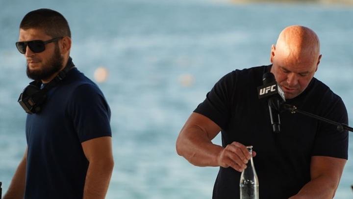 Глава UFC: больше не буду уговаривать Хабиба возобновлять карьеру