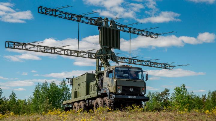 Россия выводит на рынок новый радар для поиска невидимок