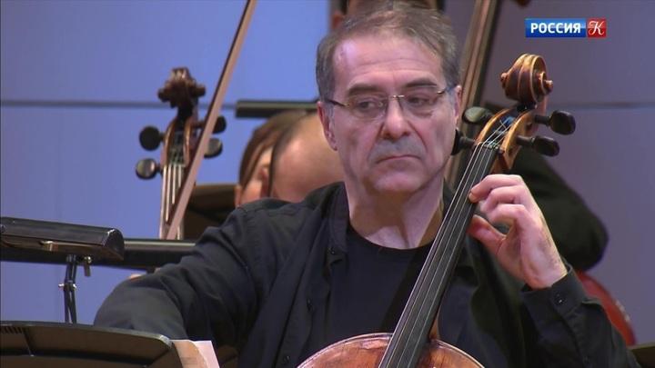 Юбилейный концерт Александра Рудина прозвучал в зале Чайковского