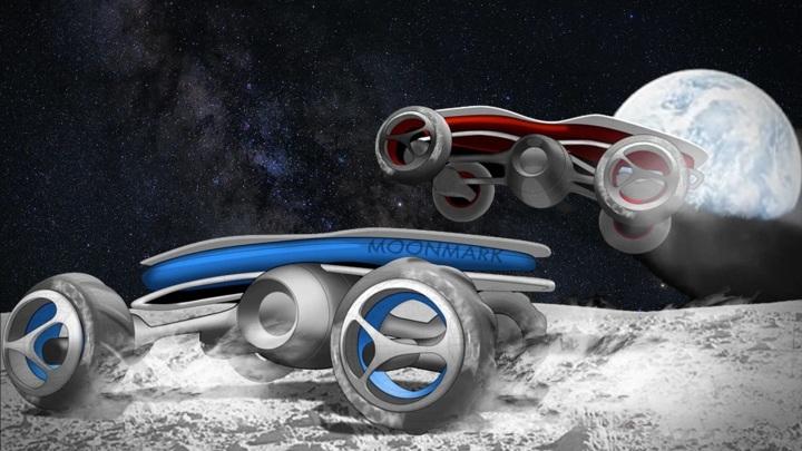 Возможно, в 2021 году состоится первая гонка роверов на Луне.