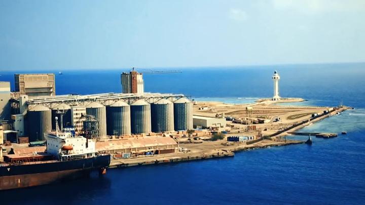 Группа ВГТРК первой ступила на землю будущей базы ВМФ России в Судане