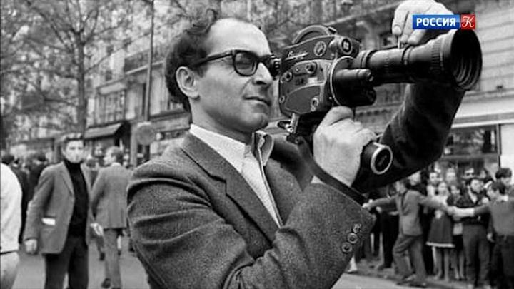 «Я современный кинематографист, потому что я жив». Жан-Люку Годару ‒ 90!