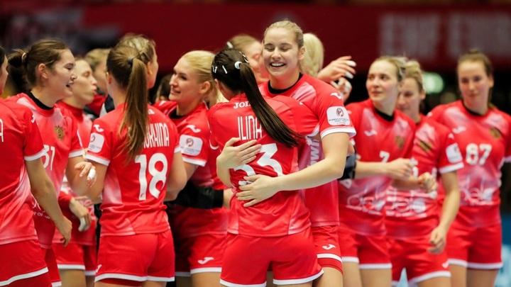 Гандболистки России выиграли стартовый матч квалификации Олимпиады