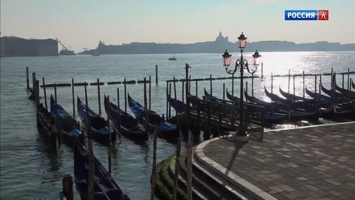 Как пандемия изменила жизнь венецианских гондольеров?