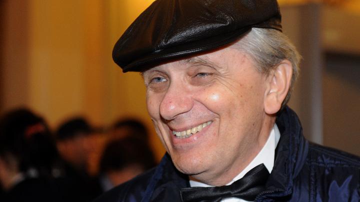 Евгений Стеблов отмечает свой 75-летний юбилей
