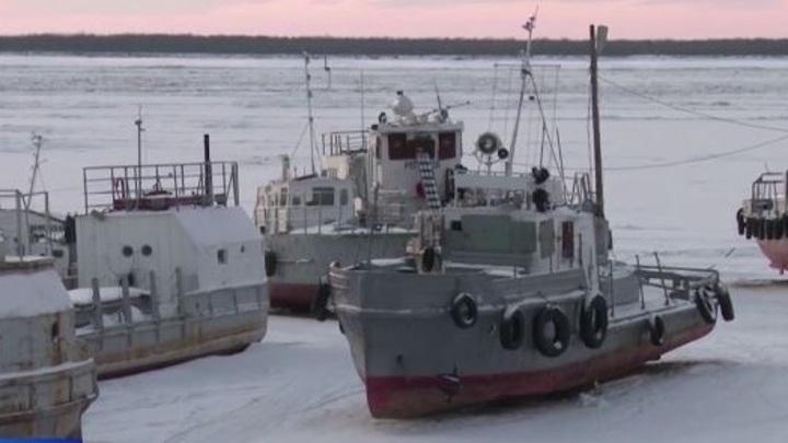 Ямальские промысловики готовятся к открытию навигации