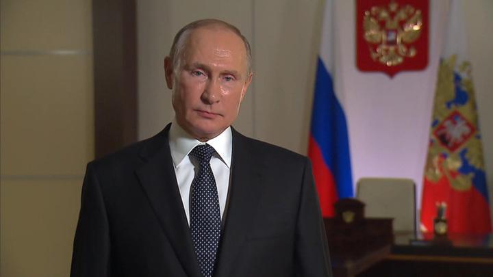 Путин поздравил сотрудников криптографической службы со 100-летием со дня создания