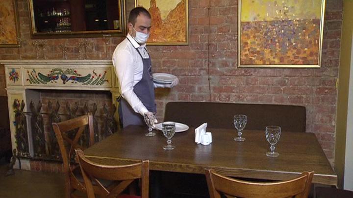 Всплеск посещаемости в ресторанах Москвы ожидается в ближайшие выходные