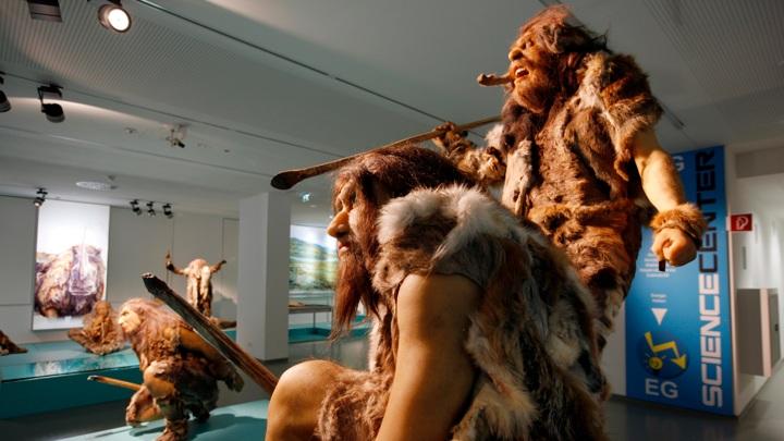 Неандертальцы всё-таки хоронили своих мертвецов.