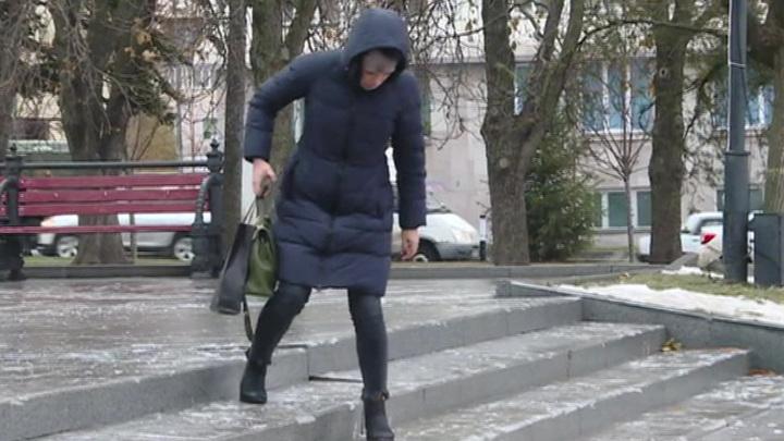 Ледяной дождь нанес удар по Белгородчине